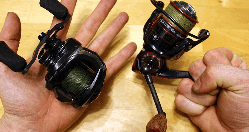 Spinning Reel Vs Casting Reel In 2021 – What Are The Best?