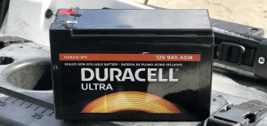 Best battery for kayak fish finder