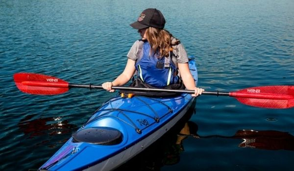 How To Use A Kayak Paddle